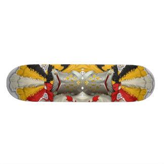 !Goth Helmet Deck! Skate Board Decks