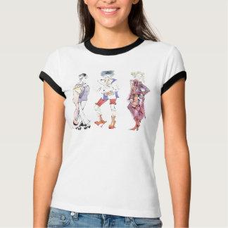 Goth Ladies Threesome 2 T-Shirt