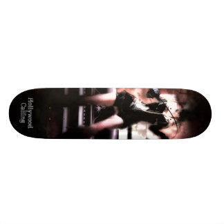 Goth Pinup Skateboard