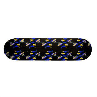 Goth Skateboard