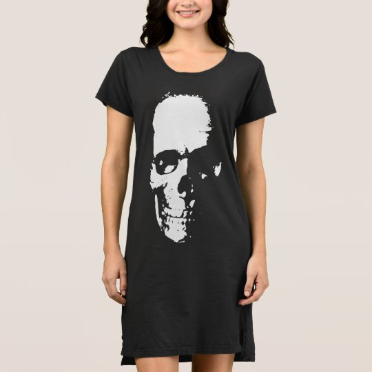 Goth skull Ladies Dress