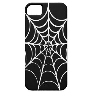 Goth Spider Web iPhone 5 Cover