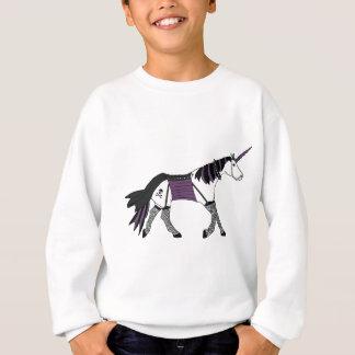 Goth Unicorn Sweatshirt