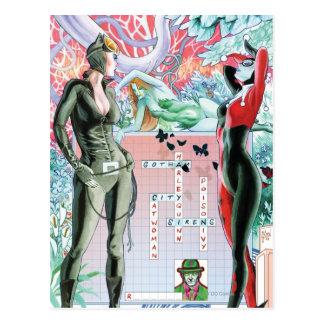 Gotham City Sirens Cv10 Postcard