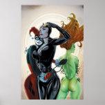 Gotham City Sirens Cv4 Poster