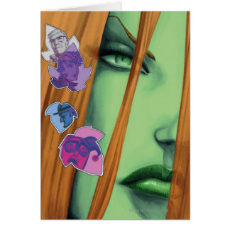 Gotham City Sirens Cv8 Card