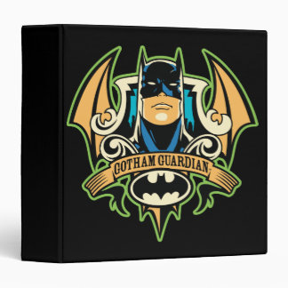 Gotham Guardian 3 Ring Binder