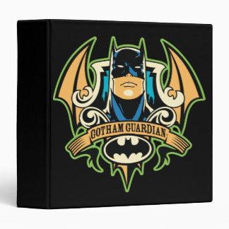 Gotham Guardian 3 Ring Binder