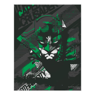 Gotham s Caped Crusader Poster