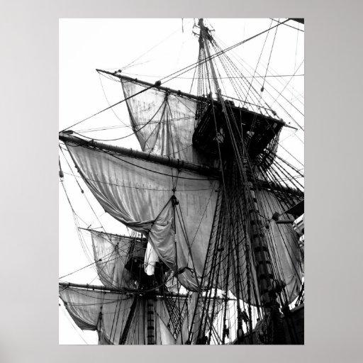 Gotheborg Series - Sail Poster