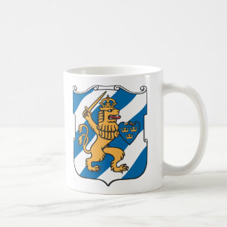 Gothenburg Coat of Arms Mug