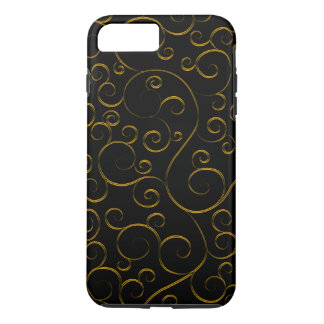 Gothi Style.GOLD iPhone 8 Plus/7 Plus Case
