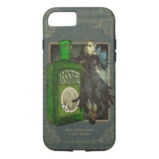 Gothic Absinthe Fairy -  La Fée Verte iPhone 8/7 Case