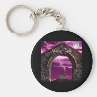 gothic arch keychain