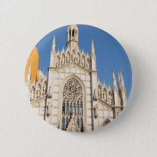 Gothic architecture in Rome, Italy 2 Inch Round Button