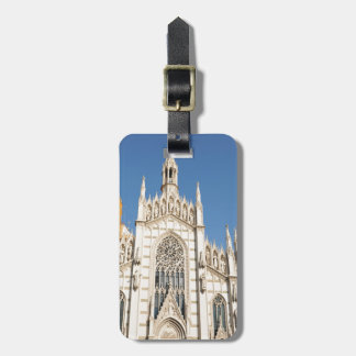 Gothic architecture in Rome, Italy Luggage Tag