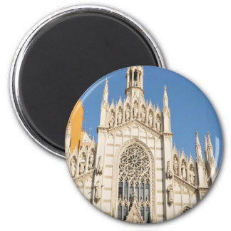 Gothic architecture in Rome, Italy Magnet