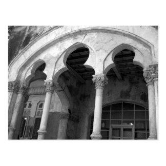 Gothic Architecture Mumbai India Postcard