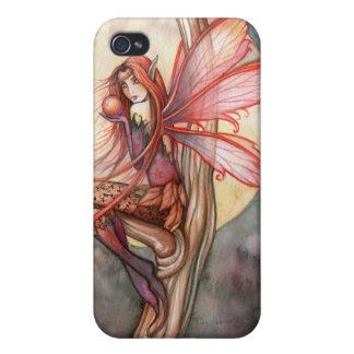 Gothic Autumm Fairy iPhone Case iPhone 4 Case