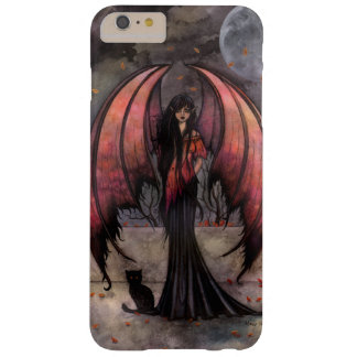 Gothic Autumn Fairy Faerie Fantasy Art Barely There iPhone 6 Plus Case