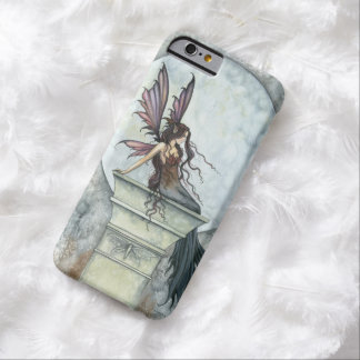 Gothic Autumn Fairy Faerie Fantasy Art Barely There iPhone 6 Case