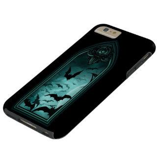 Gothic Bat Window 1 Tough iPhone 6 Plus Case