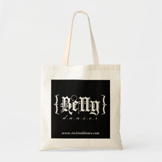 Gothic Belly Dancer Tote