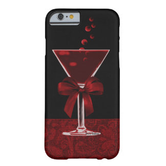 Gothic Bloody Martini iPhone 6 Case