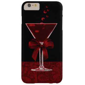 Gothic Bloody Martini iPhone 6 Plus Case Barely There iPhone 6 Plus Case