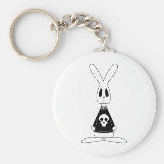 Gothic Bunny Lucien Keychain