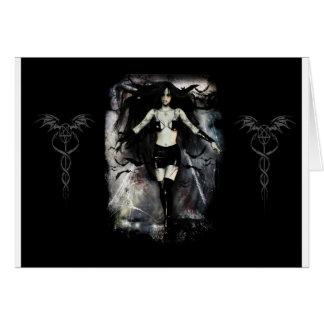 Gothic Card