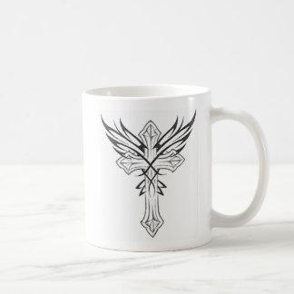 Gothic Cross Coffee Mug