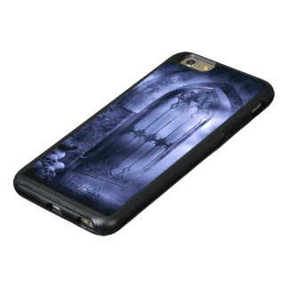 Gothic Crow Gate OtterBox iPhone 6 Plus Case