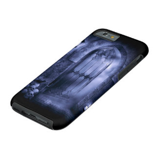 Gothic Crow Gate Tough iPhone 6 Case