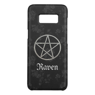 Gothic Eternal Pentacle Black Case-Mate Samsung Galaxy S8 Case