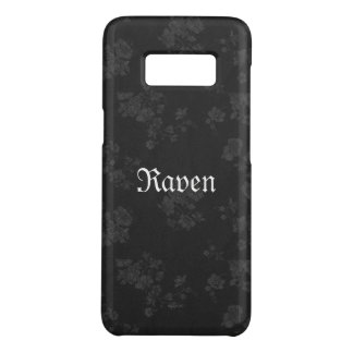 Gothic Eternal *Your Name* Black Case-Mate Samsung Galaxy S8 Case
