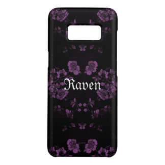 Gothic Eternal *Your Name* Lavendar Case-Mate Samsung Galaxy S8 Case