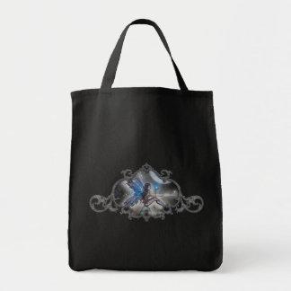 Gothic Faerie Fairy Fantasy Art Tote Bag