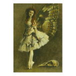 Gothic Fairy ACEO Artists Trading Card Business Card Template