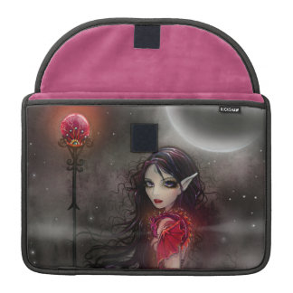 Gothic Fairy and Dragon Macbook Sleeve Sleeve For MacBooks