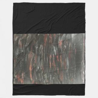 Gothic Fleece Blanket