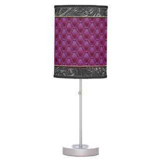 Gothic Fuschia IV Table Lamp