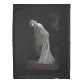 Gothic Ghost Duvet Cover