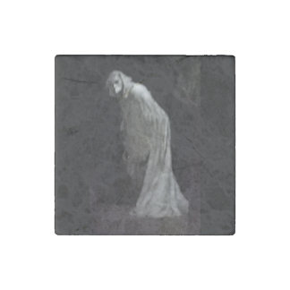 Gothic ghost magnet