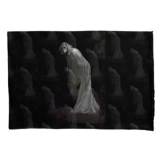 Gothic ghost pillowcase
