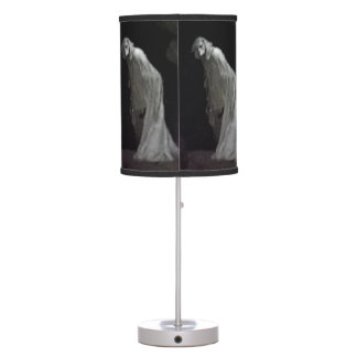 Gothic ghost table lamp
