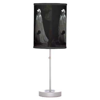 Gothic ghostly ghoul table lamo table lamp