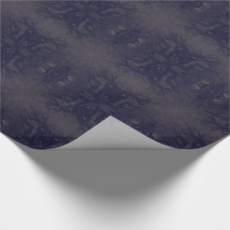 """Gothic Glossy Wrapping Paper, 30"""" x 6'"""