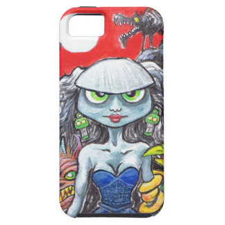 Gothic Grace. iPhone 5 Cover