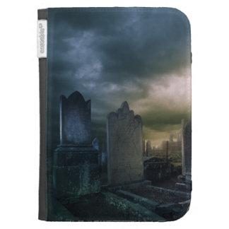 Gothic Graveyard Kindle Case